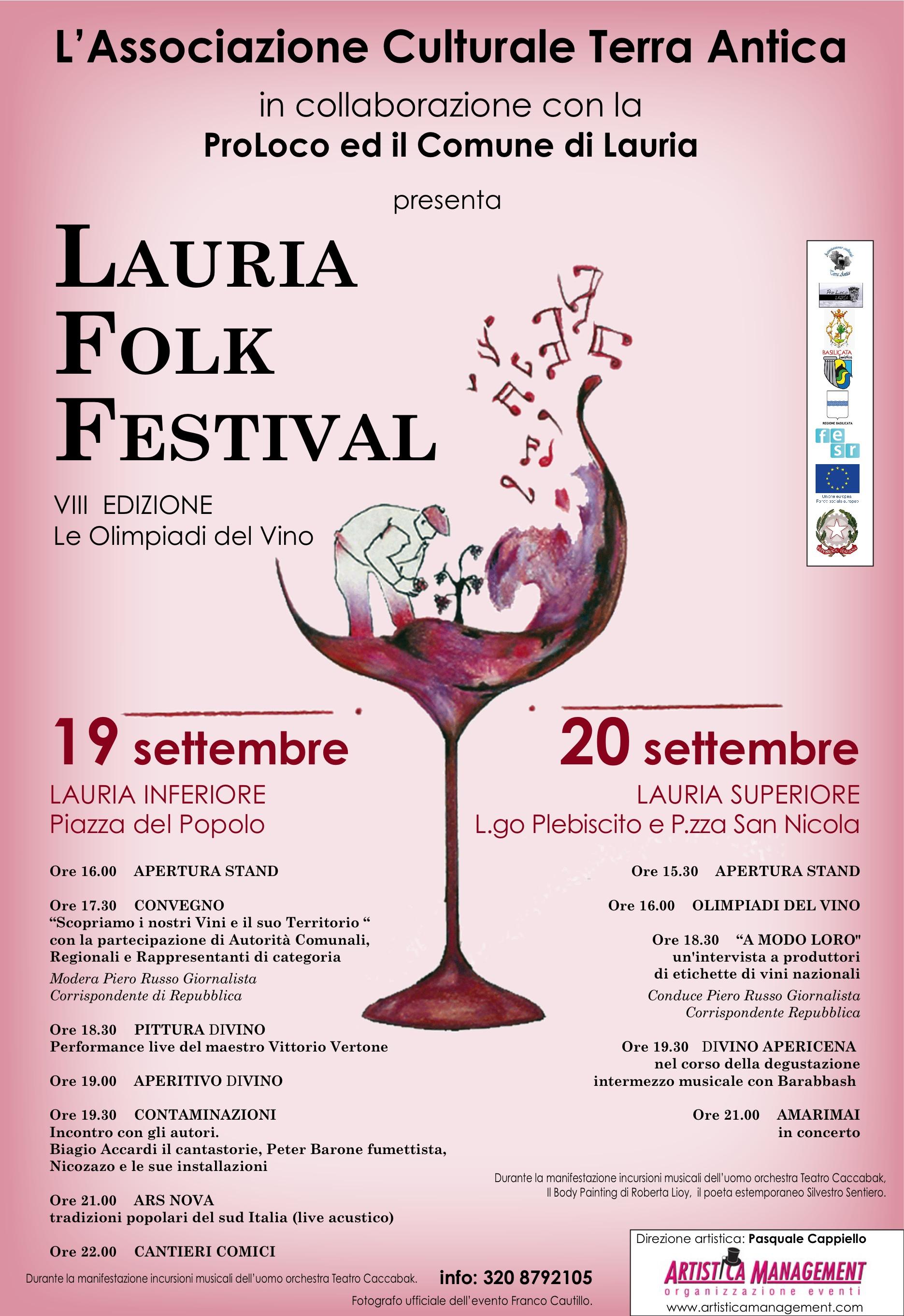 lauria_folk_locandina