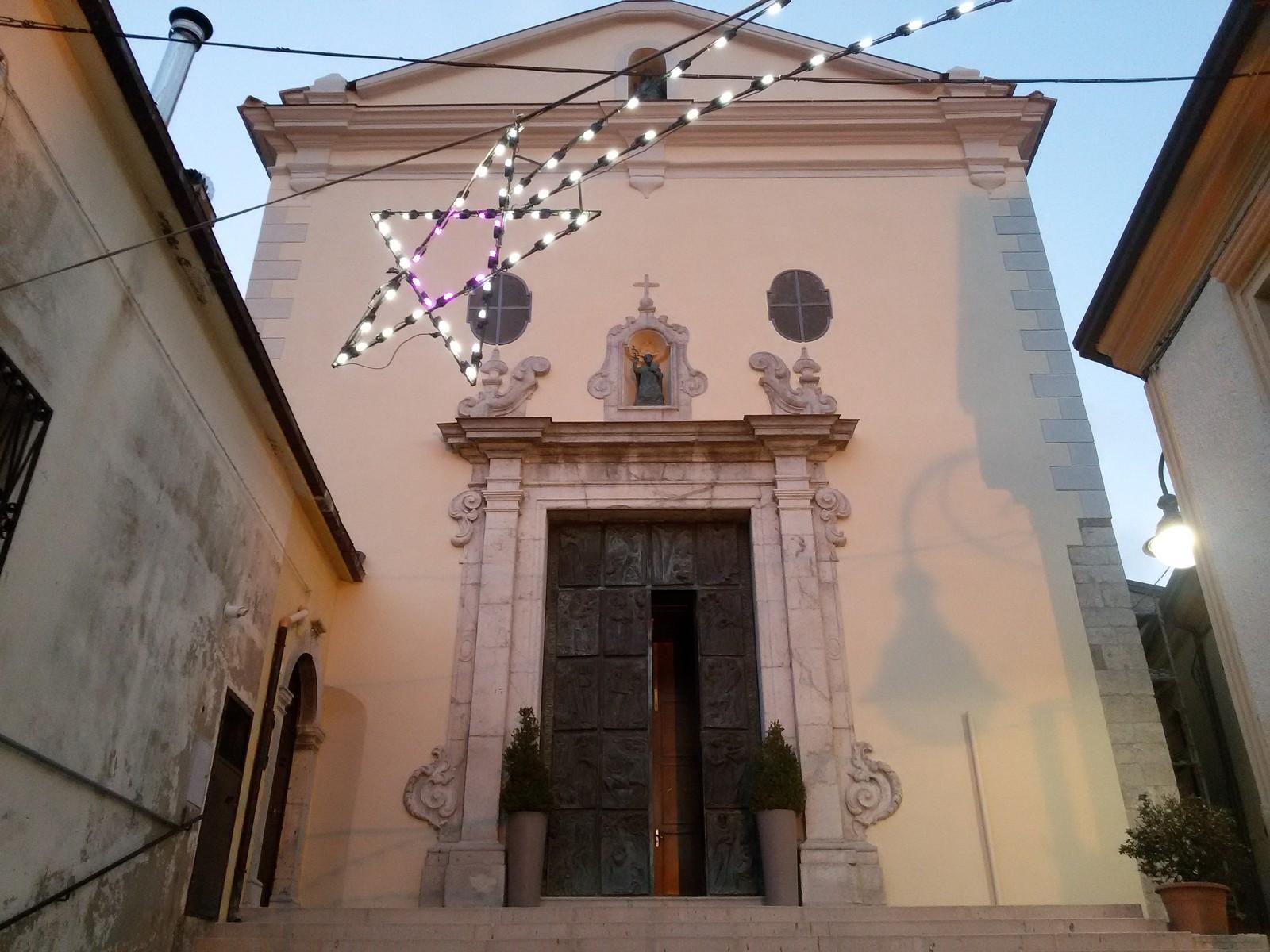 Chiesa di Santa Maria Maggiore, Abriola
