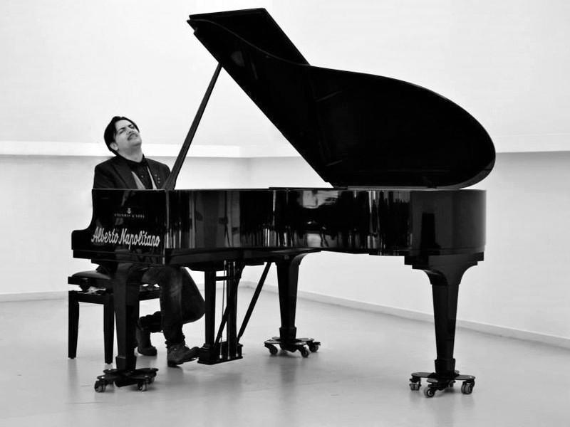 Rocco Mentissi in concerto
