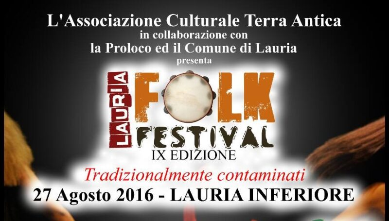 Lauria Folk Festival 2016