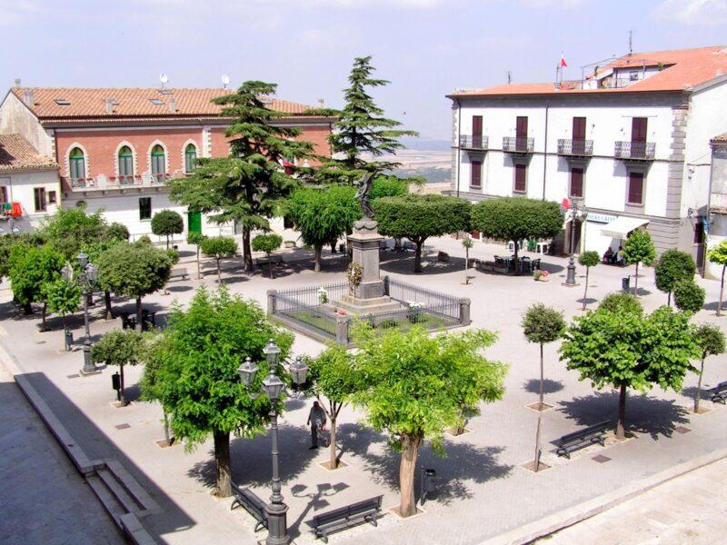 Piazza Regina Margherita Forenza