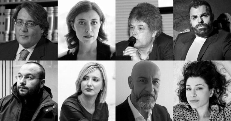 ospiti Borgo d'autore 2018