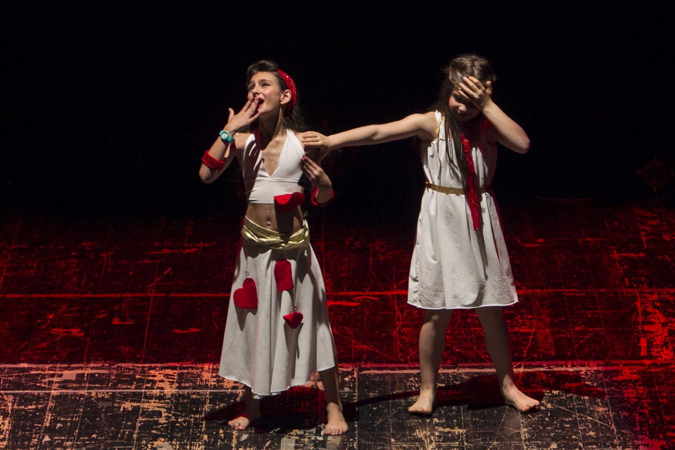 Spettacolo Teatrale Divi