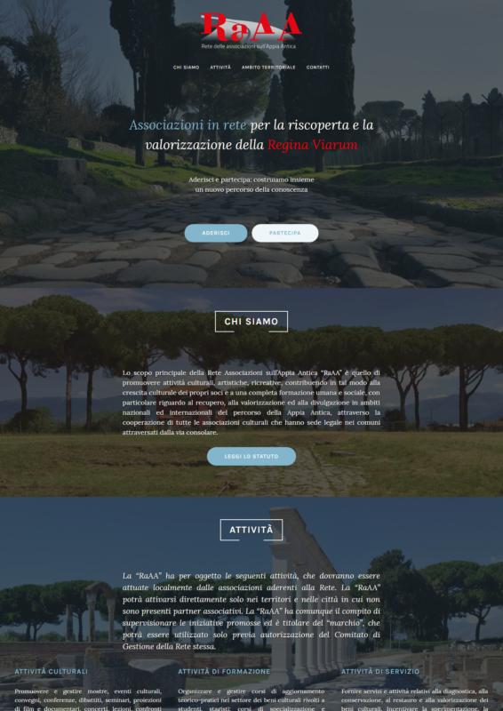 Rete associazioni sull'Appia Antica