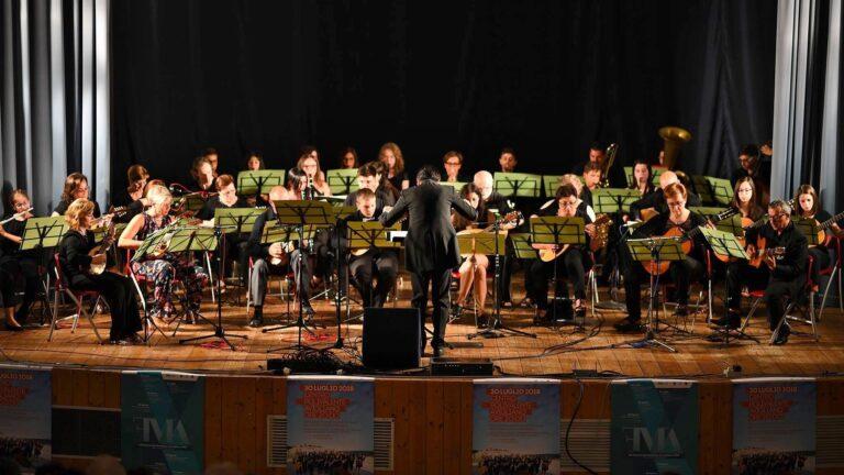 Banda di Tolve e Orchestra a plettro di Avigliano