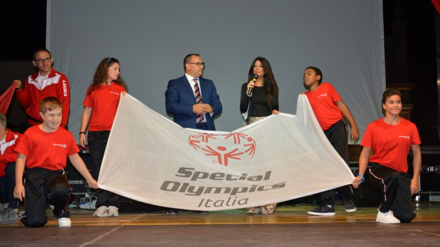 change the game special olympics