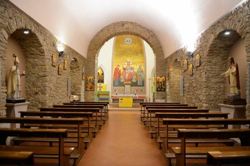 ginestra chiesa san nicola vescovo