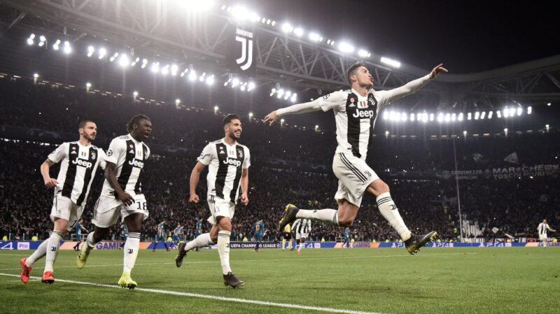 Juventus-Atletico Madrid, 12 marzo 2019
