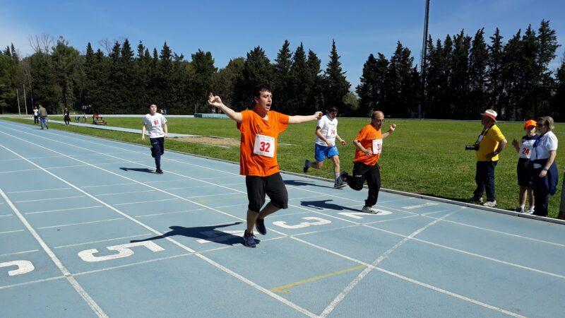 Special Olympics Italia Play the Games